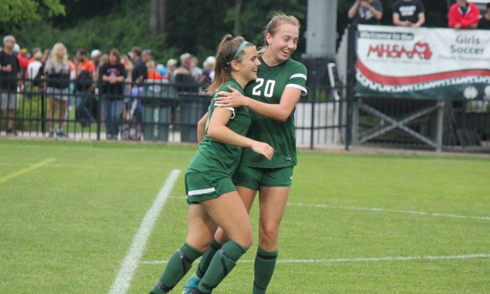 Michigan High School Soccer Novi Girls Win Back To Back Titles
