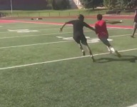 VIDEO: Watch WR Courtney Whitney completely befuddle DB in 1-on-1 drills