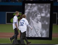 Roy Halladay's son Braden drafted by Blue Jays in 32nd round