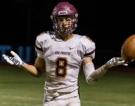 Lathan Ransom, a top 2020 safety, announces top five