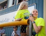 Iowa softball player Ashlyn Clark inspiring others as she fights cancer