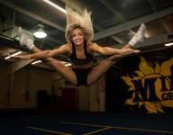 Estero (Florida) High cheerleader perseveres through sleep disorder to earn college scholarship