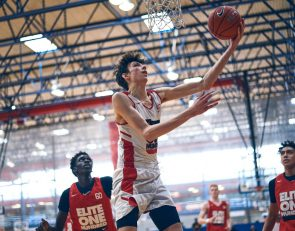 No. 1 2021 recruit Chet Holmgren will choose a college