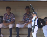 Kalamazoo Growlers' 6-year-old 'Coach Drake' unleashes a fiery post-ejection tirade