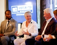 Sports figures including Jon Gruden, Larry Fitzgerald partner with DICK'S to increase youth sports access