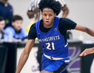Peach Jam: D.J. Steward excited about offer from Duke after productive week
