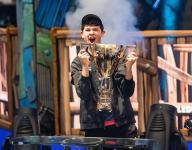 16-year-old Kyle 'Bugha' Giersdorf wins Fortnite World Cup and $3 million