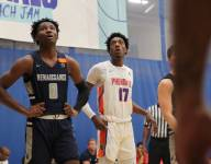 Nicolet's (Glendale, Wisconsin) Jamari Sibley has been heavily recruited by his top 10