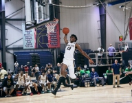 Chosen 25 guard Josh Christopher cuts his list to five
