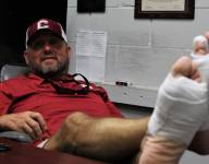 Florida football coach has toe amputated after contracting MRSA at Gulf beach