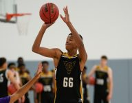 Shaquille O'Neal's youngest son, Shaqir, chasing dream at NCAA College Basketball Academy