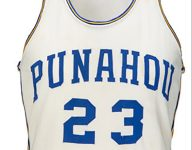 Barack Obama's game-worn high school basketball jersey up for auction