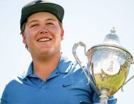 Preston Summerhays, 16, youngest player to repeat as Utah State Amateur golf champion