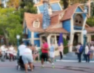 El Paso high school football coach intervenes to help woman in viral Disneyland fight