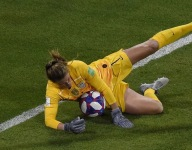 Twin sister of U.S. women's national team goalkeeper Alyssa Naeher is a N.C. high school girls soccer coach