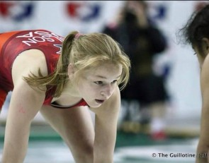 'Love the fight': Mounds View's (Arden Hills, Minnesota) Emily Shilson wins Junior Nationals Women's freestyle championship