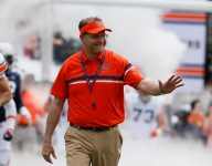 Four-star wide receiver Ze'Vian Capers commits to Auburn