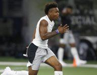 Chosen 25 running back Kendall Milton picks Georgia