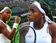 The Coco Gauff effect: 15-year-old's matches were most-watched each day at Wimbledon