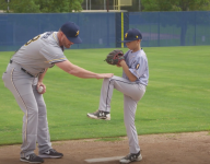 12-U Bullpen Sessions: The Leg Lift
