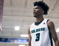 Chosen 25 SF Ziaire Williams announces top seven schools