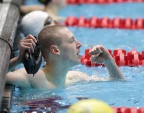 Indiana high school swimmer Wyatt Davis ends junior worlds with 6 medals