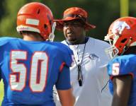 After protest by players, Taylor County (Perry, Florida) football coach Maurice Belser steps down