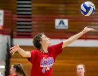 She beat cancer. Twice. Bridget Balcerak is the 'heart and soul' of Indiana volleyball team