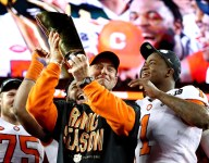 No longer with a regional emphasis, Clemson is a nation-wide force in recruiting