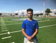 Higley (Arizona) football's Marcus Edwards perseveres through brain surgeries and strokes