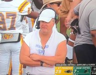 St. Frances Academy (Maryland) coach goes sleeveless, earns respect from the internet