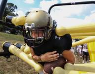 More Kentucky high school girls are hitting the football field