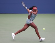 Coco Gauff wins three-setter over Anastasia Potapova in first round of US Open