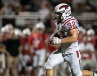 Charlie Spegal breaks Indiana high school football rushing record