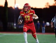 Cathedral Catholic quarterback D.J. Ralph voted Super 25 Top Star of the Week