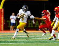 Chosen 25 CB Kelee Ringo makes up for mistake with 2 TDs, INT in Saguaro win