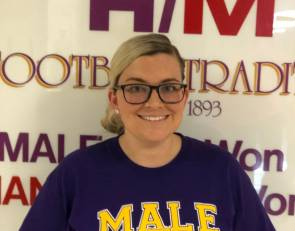 Male softball names Annie Heskett Gordon new head coach to replace Josh Bloomer