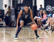 Chosen 25 point guard Nimari Burnett said recruitment is winding down
