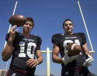 Former high school coach unsurprised by emergence of Kyle Allen, Mark Andrews