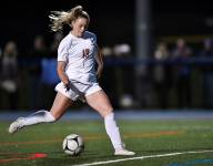 Marion (New York) soccer's Chloe DeLyser breaks record for career goals by a high school girls player