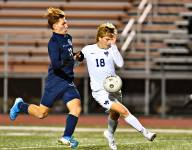 Super 25 Fall Regional Boys Soccer Rankings - Week 9