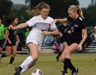 New teams in top 10 of Super 25 Girls Soccer Rankings