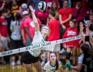 Super 25 Volleyball Ranks sees little change; New Castle moves up