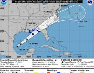 Alabama, Florida football games postponed, canceled by impending tropical storm