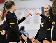 Top three stays intact, three new teams enter Super 25 volleyball ranks