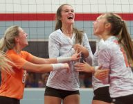 Padua Franciscan stays on top of Super 25 Volleyball Ranks in Week 6