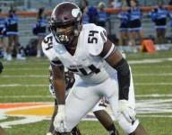 Four-star OT Issiah Walker Jr. commits to Gators then watches Florida top Auburn