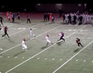 WATCH: Wash. 3-star QB channels Tecmo Bowl Bo Jackson on ridiculous TD run off botched snap