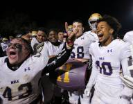 No. 15 Male avoids rivalry upset with late field goal to beat duPont Manual