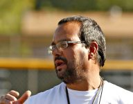 Phoenix St. Mary's football coach Tommy Brittain said he was told not to return to team